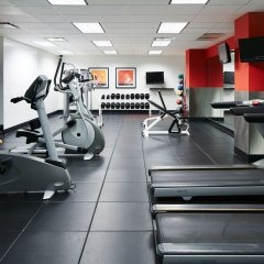 Отель Club Quarters, Central Loop фитнесс-зал фото 2