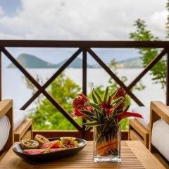 Отель Secret Bay балкон фото 3