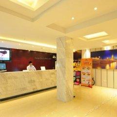 Отель City Comfort Inn Guangzhou Taihe Branch интерьер отеля фото 2