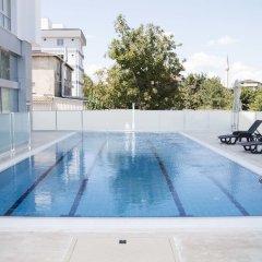 Апарт-Отель Zin D Home Alemdağ бассейн фото 2