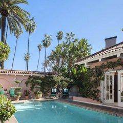 The Beverly Hills Hotel бассейн