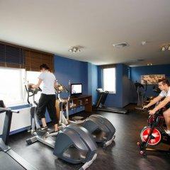 Отель DORFHOTEL Sylt фитнесс-зал фото 3