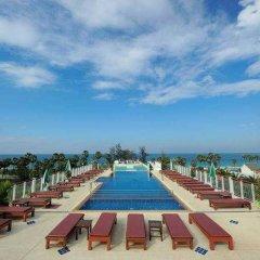 Отель Baumancasa Beach Resort бассейн фото 8