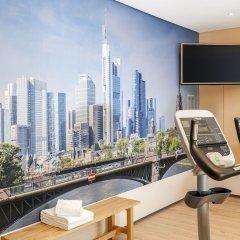 Отель NH Collection Frankfurt City фитнесс-зал фото 3