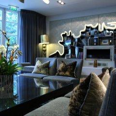 Отель Crowne Plaza London Kensington развлечения