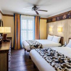Disney's Hotel Cheyenne комната для гостей фото 4