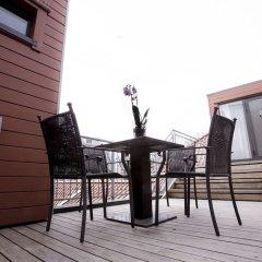 Апартаменты City Housing - Bergelandsgata 13 - Klostergaarden Apartments Ставангер балкон