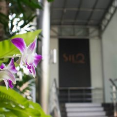 SilQ Bangkok Hotel интерьер отеля фото 3
