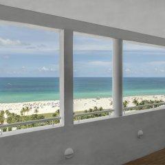 Отель Delano South Beach пляж фото 2