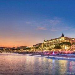 Отель Novotel Suites Cannes Centre пляж