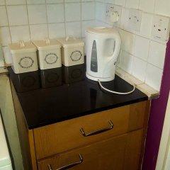 Апартаменты Sakina Apartment Эдинбург в номере