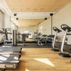 Отель Ilunion Alcala Norte Мадрид фитнесс-зал