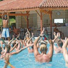 Iz Flower Side Beach Hotel All Inclusive Турция, Сиде - отзывы, цены и фото номеров - забронировать отель Iz Flower Side Beach Hotel All Inclusive онлайн фитнесс-зал фото 3