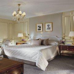 Отель Le Meurice Dorchester Collection Париж комната для гостей фото 7