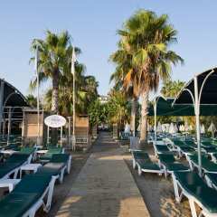 Отель Trendy Palm Beach - All Inclusive Сиде