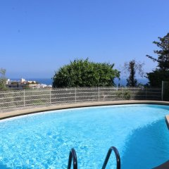 Отель Nice Booking - MYKONOS Terrasse Vue mer бассейн фото 2