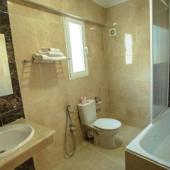 Отель Etoile Du Nord Марокко, Танжер - отзывы, цены и фото номеров - забронировать отель Etoile Du Nord онлайн ванная фото 2