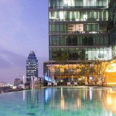 Отель Sivatel Bangkok Бангкок бассейн фото 3