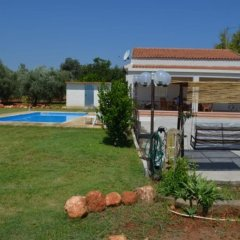 Отель Villa With 2 Bedrooms in Floridia, With Private Pool, Enclosed Garden and Wifi - 12 km From the Beach Флорида фото 12