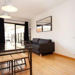 Отель Gracia Apartments Испания, Барселона - отзывы, цены и фото номеров - забронировать отель Gracia Apartments онлайн комната для гостей фото 5