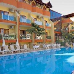 Wassermann Hotel бассейн
