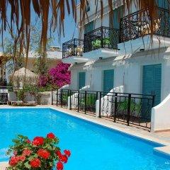 Hotel Alexandra бассейн