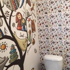 Гостиница Tolik Hostel в Иркутске отзывы, цены и фото номеров - забронировать гостиницу Tolik Hostel онлайн Иркутск ванная фото 2