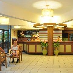 Patong Lodge Hotel интерьер отеля