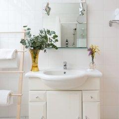 Отель Hôtel Hector Париж ванная