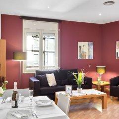Апартаменты Fisa Rentals Ramblas Apartments интерьер отеля