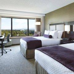 Отель Crowne Plaza San Jose-Silicon Valley комната для гостей