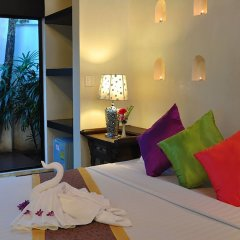 Отель Lomtalay Chalet Resort комната для гостей фото 5