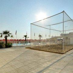 Отель Quisisana Риччоне спортивное сооружение