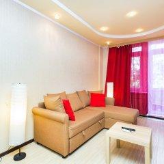 Апартаменты Begovaya Apartment Москва комната для гостей фото 4