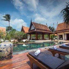 Отель Baan Thai Lanta Resort Ланта бассейн фото 2