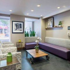 Отель Hampton Inn Manhattan Chelsea США, Нью-Йорк - отзывы, цены и фото номеров - забронировать отель Hampton Inn Manhattan Chelsea онлайн интерьер отеля фото 3