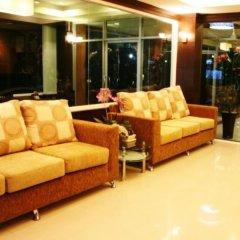 Отель Queen`S Garden At River View Бангкок интерьер отеля