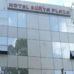 Hotel Surya Plaza ванная