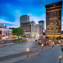 Отель Quebec City Marriott Downtown Канада, Квебек - отзывы, цены и фото номеров - забронировать отель Quebec City Marriott Downtown онлайн фото 4