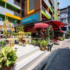 Отель Roseate Ratchada Таиланд, Бангкок - отзывы, цены и фото номеров - забронировать отель Roseate Ratchada онлайн бассейн