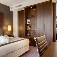 Отель Crowne Plaza Amsterdam South комната для гостей фото 4
