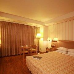 Отель Capital Itaewon Сеул комната для гостей фото 5
