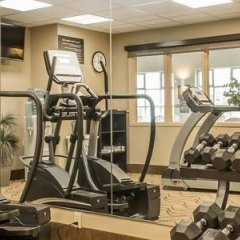 Отель Comfort Inn North/Polaris фитнесс-зал фото 3