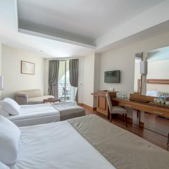 Отель Amara Prestige - All Inclusive 4* Люкс повышенной комфортности с различными типами кроватей