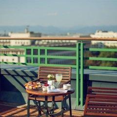 Отель Grand Hotel Sofia Болгария, София - 1 отзыв об отеле, цены и фото номеров - забронировать отель Grand Hotel Sofia онлайн балкон
