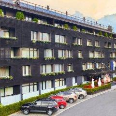 Отель Lucky Bansko Aparthotel SPA & Relax Болгария, Банско - отзывы, цены и фото номеров - забронировать отель Lucky Bansko Aparthotel SPA & Relax онлайн парковка