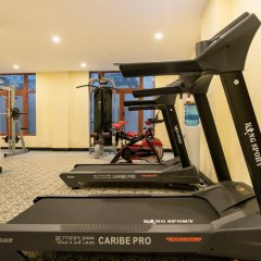 Отель Le Pavillon Hoi An Luxury Resort & Spa фитнесс-зал