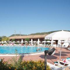 Отель TH Pizzo Calabro - Porto Ada Village Пиццо бассейн фото 2