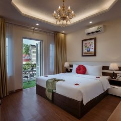 Hanoi Lavender Hotel комната для гостей фото 3