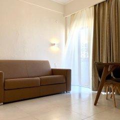 Отель Ioli Village Греция, Пефкохори - отзывы, цены и фото номеров - забронировать отель Ioli Village онлайн комната для гостей фото 4